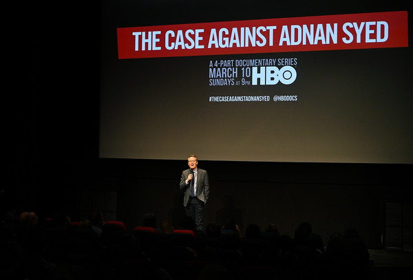 NY Premiere Of HBO's 'The Case Against Adnan Syed' At Pure Nonfiction []