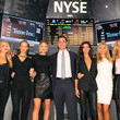 Thomas Farley 'SI' Swimsuit Models Ring the NYSE Closing Bell