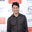 Thomas Gibson Guests Attend the 2015 Festival of Arts Celebrity Benefit Concert and Pageant