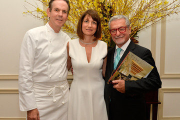 Thomas Keller Marnie Tihany Book Launch Event in NYC