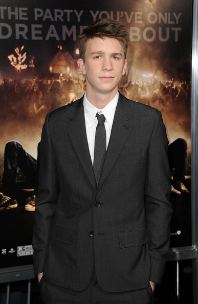 "Thomas Mann - Premiere Of Warner Bros. Pictures' ""Project X"" - Arrivals"