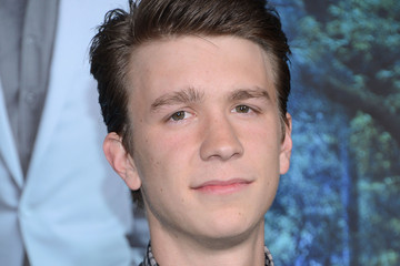 "Thomas Mann Premiere Of Warner Bros. Pictures' ""Beautiful Creatures"" - Arrivals"