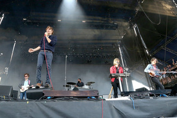 Thomas Mars Governors Ball Music Festival: Day 1