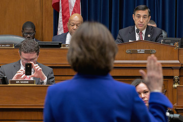 Thomas Massie Lois Lerner Testifies to a House Oversight Committee