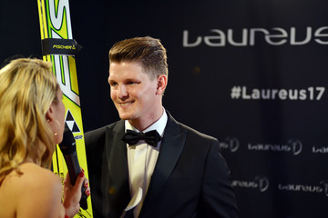 Thomas Morgenstern Red Carpet - 2017 Laureus World Sports Awards - Monaco