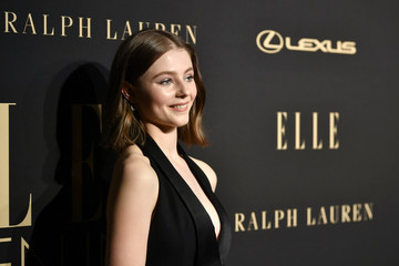 Thomasin McKenzie ELLE's 26th Annual Women In Hollywood Celebration Presented By Ralph Lauren And Lexus - Arrivals