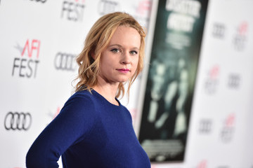 Thora Birch AFI FEST 2017 Presented by Audi - Screening of 'The Disaster Artist' - Red Carpet
