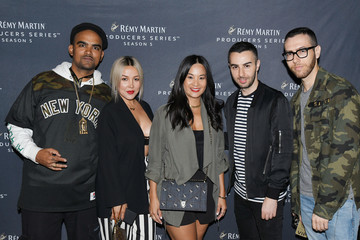 Thuy-Anh J. Nguyen Rémy Martin Crowns The Winner Of Producers Series Season 5 With Big Sean & Mustard In Los Angeles