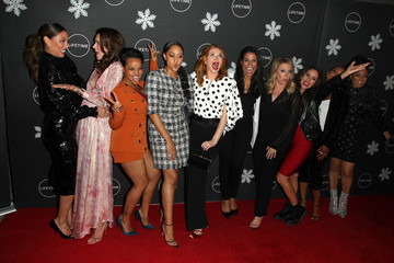 """Tia Mowry """"It's A Wonderful Lifetime"""" Holiday Party"""
