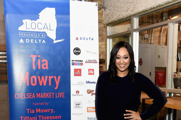 Tia Mowry Food Network & Cooking Channel New York City Wine & Food Festival Presented by Coca-Cola