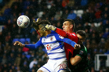 Tiago Ilori Reading Vs. Queens Park Rangers - Sky Bet Championship