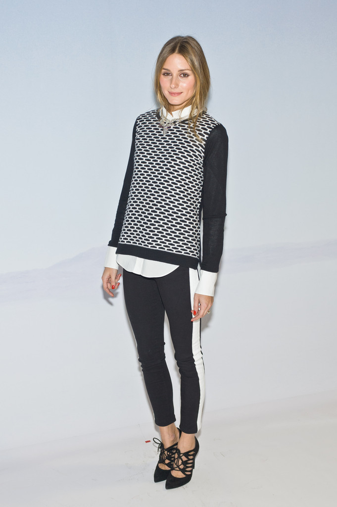 Tibi - Front Row - Mercedes-Benz Fashion Week Fall 2014
