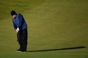 Tico Torres Alfred Dunhill Links Championship - Day Two