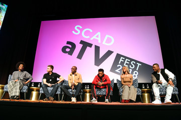 Tiffany Boone SCAD aTVfest 2018 - 'The Chi'