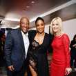Byron Allen JENNIFER LUCAS Photos