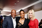 Byron Allen JENNIFER LUCAS Photos Photo