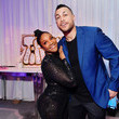 Tiffany Haddish and Giancarlo Stanton Photos