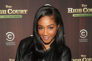 Tiffany Haddish Comedy Central's 'The High Court' Premiere Party