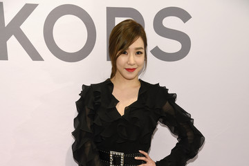 Tiffany Hwang Michael Kors Miranda Eyewear Collection Event