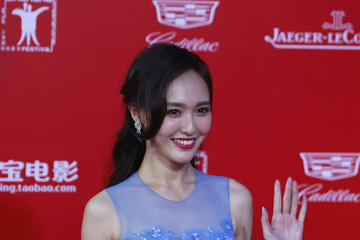 Tiffany Tang 18th Shanghai International Film Festival - Opening Ceremony & Red Carpet