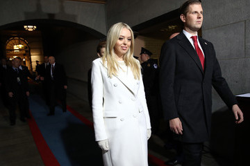 Tiffany Trump Donald Trump Is Sworn In As 45th President Of The United States