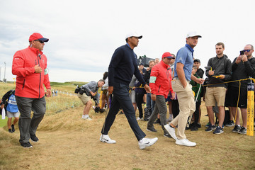 Tiger Woods Bryson DeChambeau 147th Open Championship - Previews