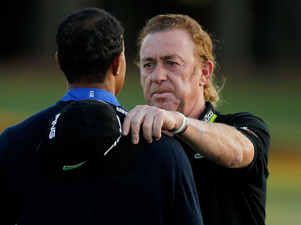 Tiger woods and miguel angel jimenez photos photos the - Miguel angel jimenez ...