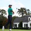Tiger Woods European Best Pictures Of The Day - November 10