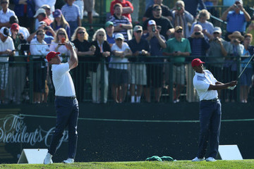 Tiger Woods Steve Stricker The Presidents Cup: Previews