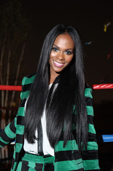 Tika Sumpter - Alice And Olivia By Stacey Bendet Fashion's Night Out