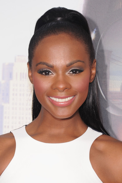 "Tika Sumpter - ""Tyler Perry's Madea's Witness Protection"" New York Premiere - Inside Arrivals"