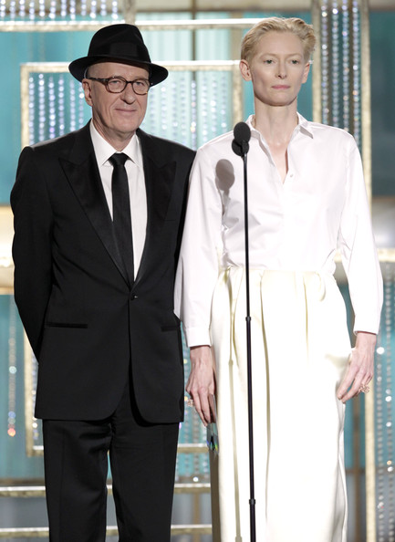 68th Annual Golden Globe Awards - Show. In This Photo: Tilda Swinton,