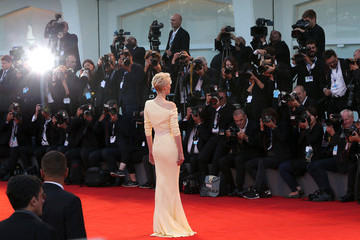 Tilda Swinton 'A Bigger Splash' Premiere - 72nd Venice Film Festival