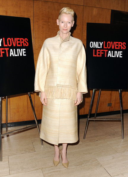 "Tilda Swinton - The Academy Of Motion Picture Arts & Sciences Screening Of ""Only Lovers Left Alive"""
