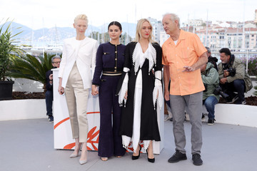 Tilda Swinton Bill Murray 'The Dead Don't Die' Photocall - The 72nd Annual Cannes Film Festival