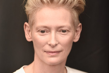 Tilda Swinton 'A Bigger Splash' Photocall - 72nd Venice Film Festival