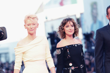 Tilda Swinton Alternative Views - 72nd Venice Film Festival