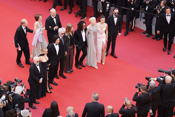 Tilda Swinton Jim Jarmusch 'The Dead Don't Die' & Opening Ceremony Red Carpet - The 72nd Annual Cannes Film Festival