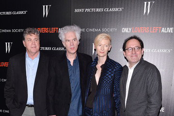 Tilda Swinton 'Only Lovers Left Alive' Screening in NYC