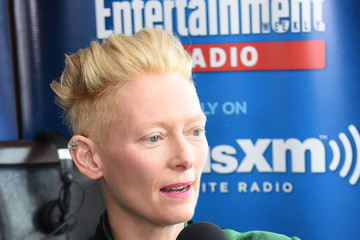 Tilda Swinton SiriusXM's Entertainment Weekly Radio Channel Broadcasts From Comic-Con 2016 - Day 3