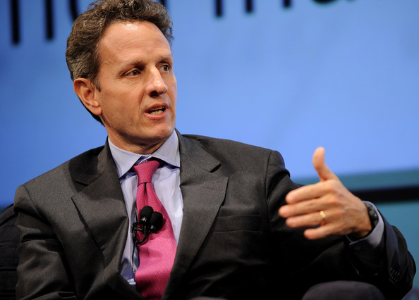 timothy geithner biography. hot Timothy Geithner, center,