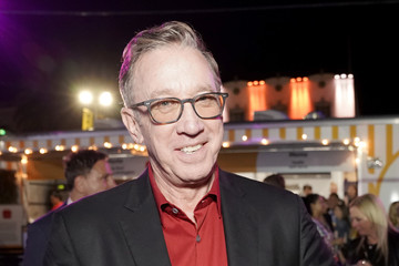 Tim Allen McDonald's Treats Guests To Happy Meals At The 'Toy Story 4' Premiere After Party