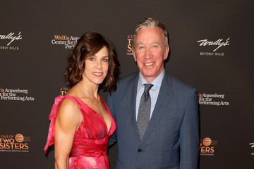 Tim Allen Jane Hajduk The Wallis Annenberg Center For The Performing Arts Honors Debbie Allen And Phylicia Rashad 'A Tale Of Two Sisters' - Arrivals