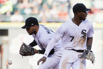 Tim Anderson Seattle Mariners vs. Chicago White Sox