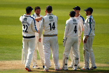 Tim Bresnan Surrey v Yorkshire - Specsavers County Championship: Division One