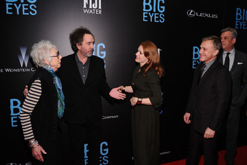 Tim Burton 'Big Eyes' Premieres in NYC — Part 2