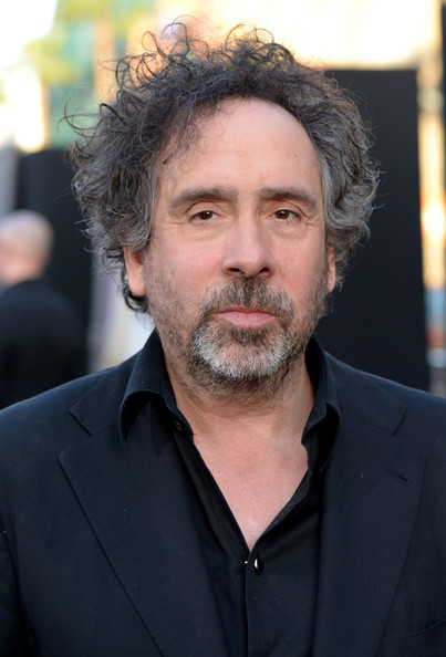 "Tim Burton Director Tim Burton arrives at the premiere of Warner Bros. Pictures' ""Dark Shadows"" at Grauman's Chinese Theatre on May 7, 2012 in Hollywood, California."