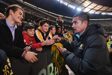 Tim Cahill Brasil Global Tour: Australia v Brazil