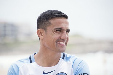 Tim Cahill Hyundai A-League 2016/17 Summer of Football Launch