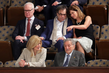 Tim Gunn House Of Representatives Convenes For First Session Of 2019 To Elect Nancy Pelosi (D-CA) As Speaker Of The House